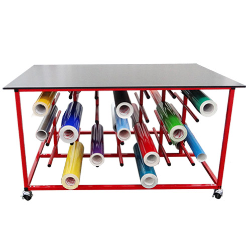 ... combine a work table top is optional with a large vinyl storage for 56
