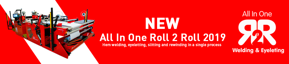 All In One Roll2Roll - Welding & Eyeleting