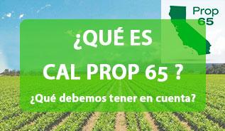 CAL PROP 65