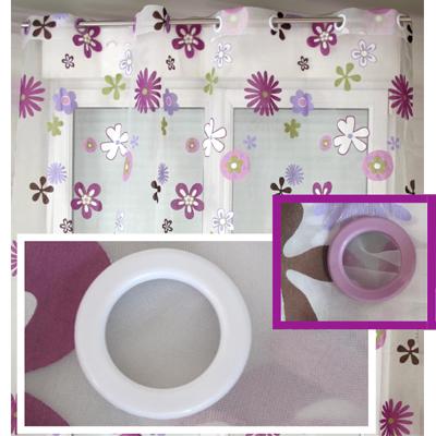 Decoline ollaos plasticos para cortinas for Ollaos para cortinas