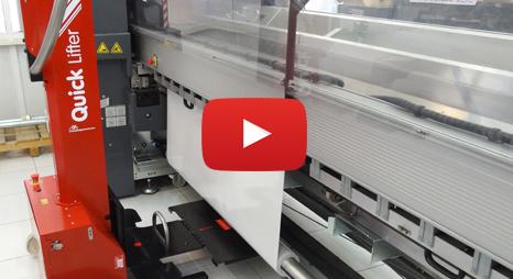 roll handling equipment