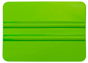 Green Squeegee 10cm