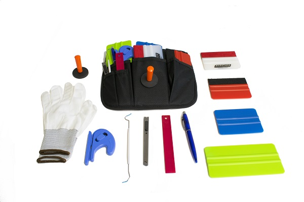 bolsa de herramientas para rotulacion